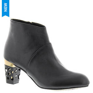 ALL BLACK Holey Heel Bootie (Women's)
