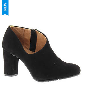 ALL BLACK Side Scoop Bootie (Women's)