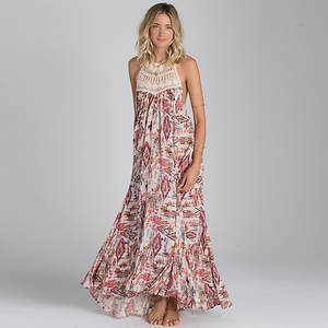 Billabong Women's Shine On Maxi Dress