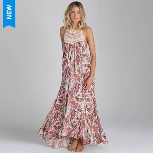 Billabong Women's Shine On Maxi Dress