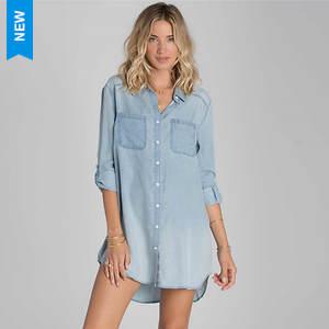 Billabong Women's Got the Blues Dress