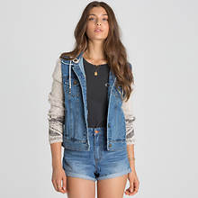 Billabong Women's Nav This Jo Hoodie