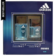 Adidas Moves by Adidas 2-Piece Set (Men's)