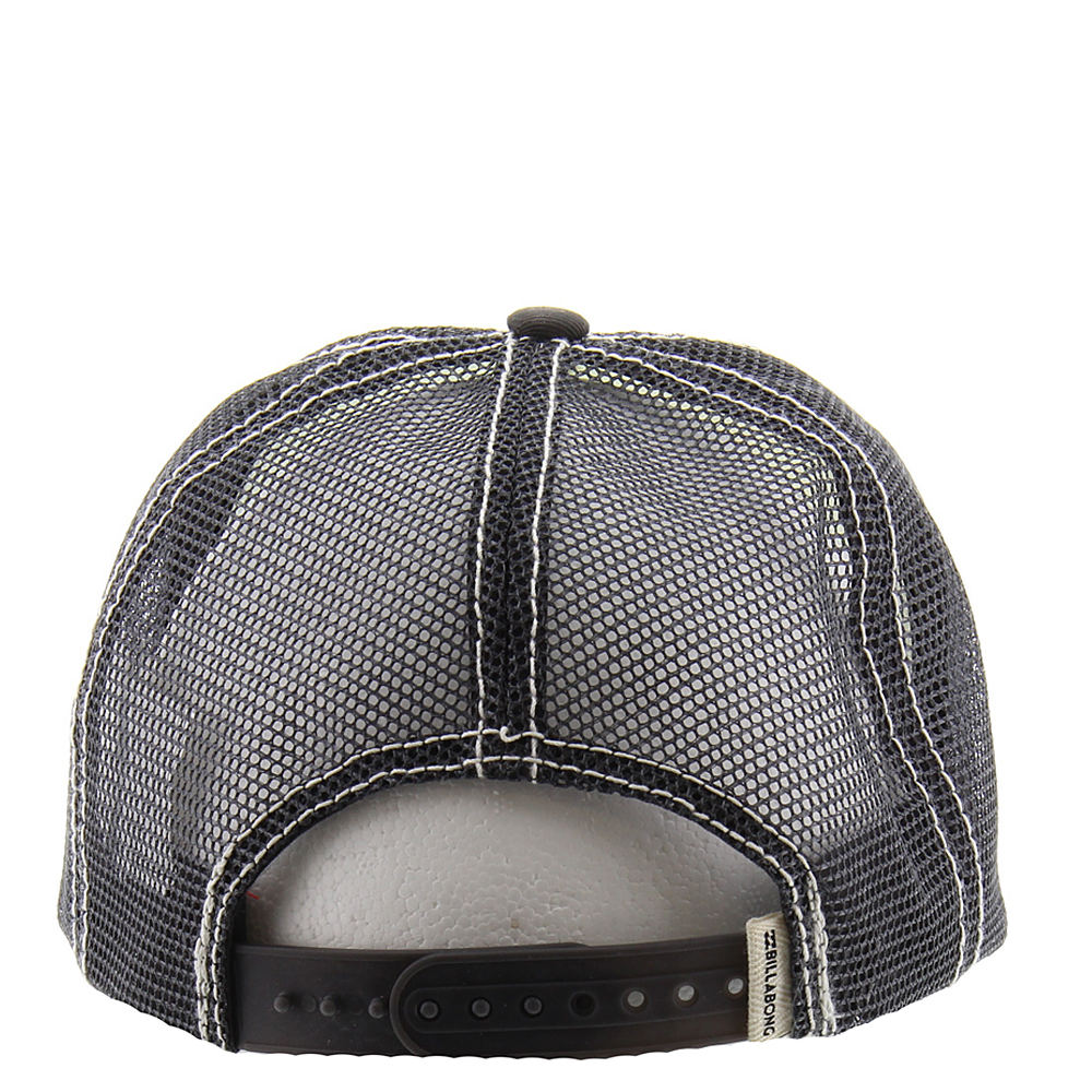 66ea9a8295c51b Billabong Womens Pitstop Trucker Hat Jaht7pit One Size Charcoal for ...