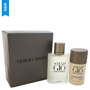 Acqua Di Gio by Giorgio Armani 2-Piece Set (Men's)