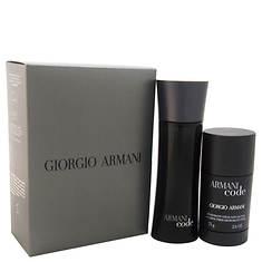 Armani Code by Giorgio Armani 2-Piece Set (Men's)