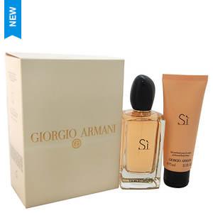 Giorgio Armani Si by Giorgio Armani 2-Piece Set (Women's)