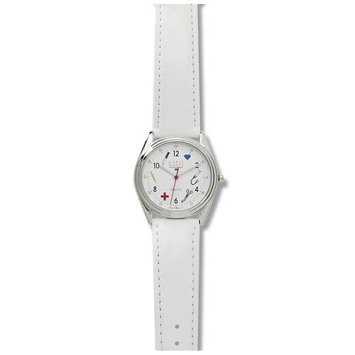 Nurse Mates Medical Symbols Watch (Women's)