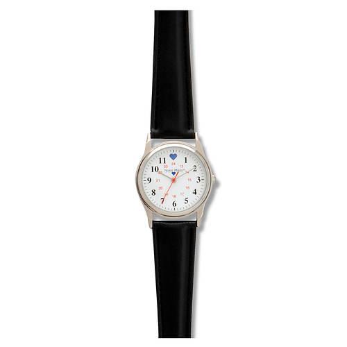Nurse Mates Blue Heart Watch (Women's)