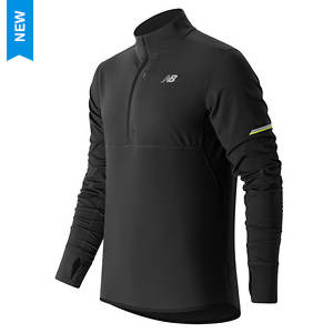 New Balance Men's Heat Half Zip