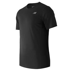 New Balance Mens Accelerate Short Sleeve