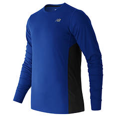 New Balance Mens Accelerate Long Sleeve