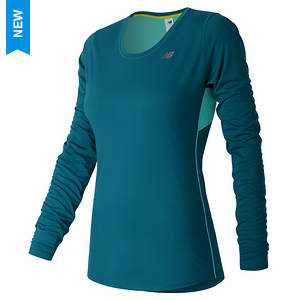 New Balance Women's Accelerate LS Tee