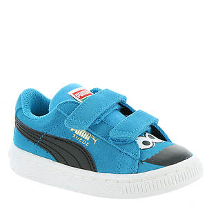 PUMA Suede Sesame Street Cookie Monster Kids (Boys' Infant-Toddler-Youth)