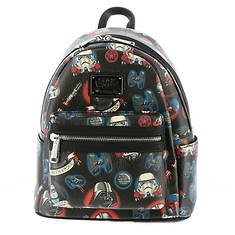 Loungefly Star Wars Tattoo Flash Mini Backpack