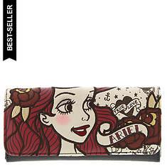 Loungefly Ariel True Love Wallet