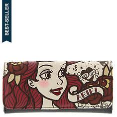 Loungefly Ariel Tru Love Wallet