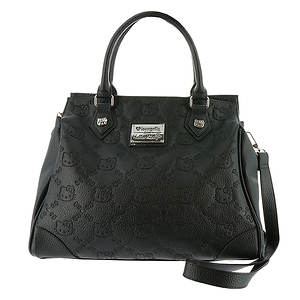 Loungefly Hello Kitty Embossed Satchel