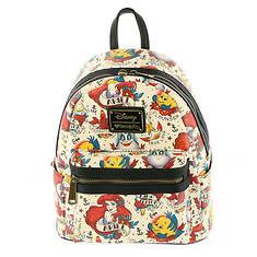 Loungefly Ariel Tattoo Mini Backpack