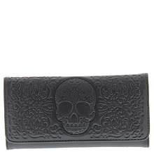 Loungefly Lattice Skull Wallet