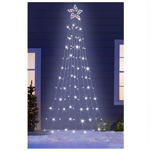 12' Hanging Light Tree