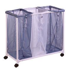 3 Bag Mesh Laundry Sorter