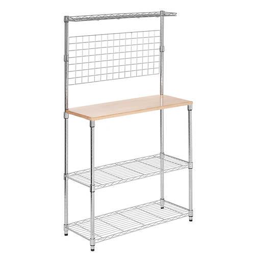 2-Shelf Urban Baker's Rack
