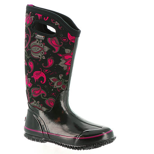 BOGS Classic Paisley Floral Tall (Women's)