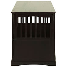 Casual Home Large Pet Crate End Table
