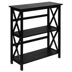 Casual  Home Montego 3-Tier Bookcase