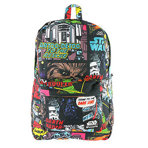 Loungefly Star Wars Comic Book Backpack