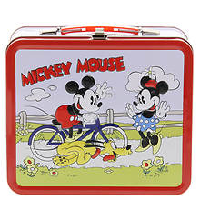 Loungefly Disney Mickey and Minnie Lunchbox
