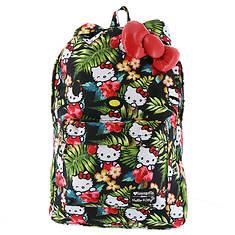 Loungefly Hello Kitty Hawaiian Backpack