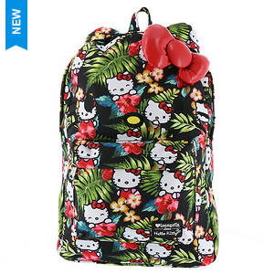 Loungefly Hello Kitty Hawaiian Backpack