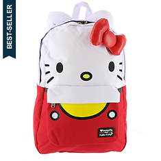 Loungefly Hello Kitty Large Face Backpack