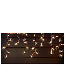 300-Light Twinkling Icicle Lights