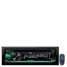 JVC USB/CD Car Stereo