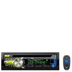 JVC USB/CD Auto Stereo