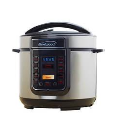 Brentwood 5-Quart Pressure/Multi Cooker