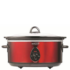 Brentwood 6.5-Quart Slow Cooker