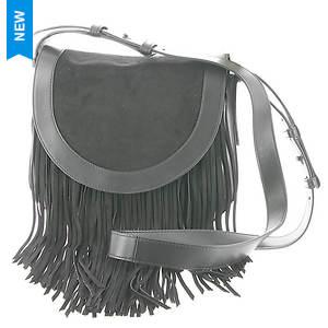 Frye Ray Fringe Saddle Bag
