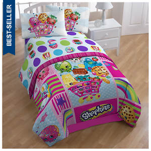Kids' Shopkins Twin/Full Comforter