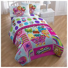 Kids' Shopkins Twin Sheet Set