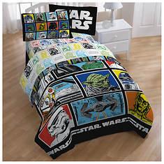 Classic Star Wars Comforter
