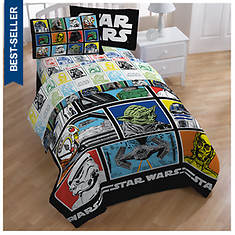 Classic Star Wars Sheet Set