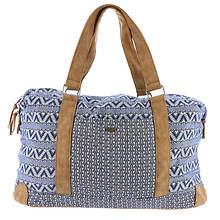 Roxy Wake The World Duffel Bag