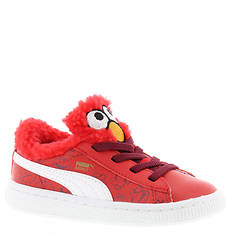 PUMA Basket Sesame Elmo AC (Kids' Unisex Infant-Toddler)