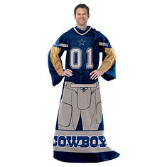 The Player Sleeved NFL Throw by Northwest Company