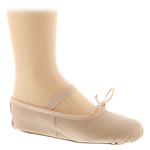 Dance Class Leather Ballet One Piece Sole (Girls' Infant-Toddler-Youth)