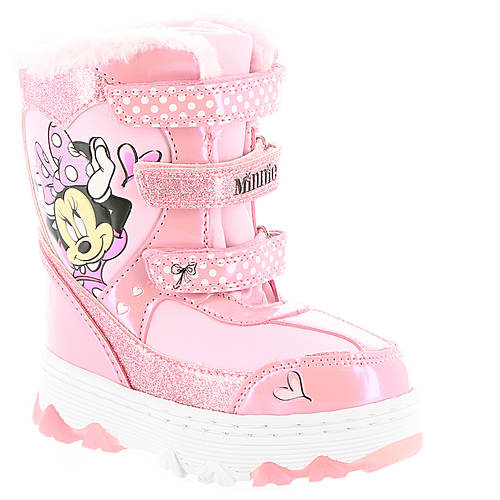 Disney Minnie Mouse 3 Strap  CH14105 (Girls' Toddler)